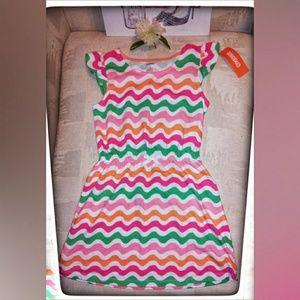 Gymboree Striped Sundress Dress Sz 8 NWT